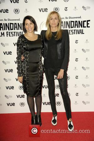 Sadie Frost and Emma Comley - The Vue cinema in Leicester square in London was host to the Raindance Film...