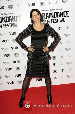 Sadie Frost - The Vue cinema in Leicester square in London was host to the Raindance Film Festival - London,...