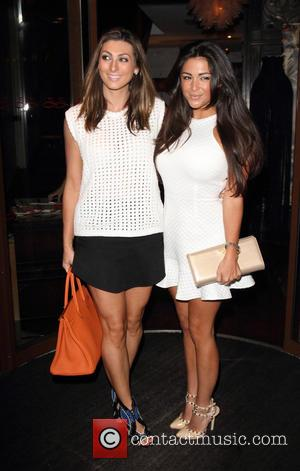 Casey Batchelor and Luisa Zissman