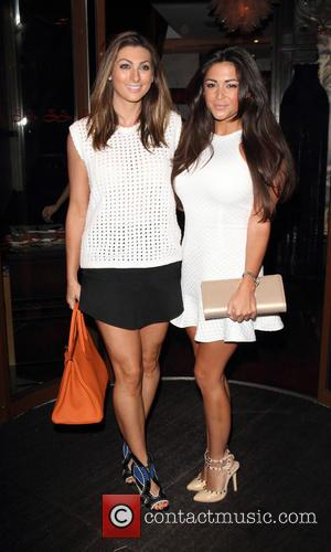 Luisa Zissman and Casey Batchelor