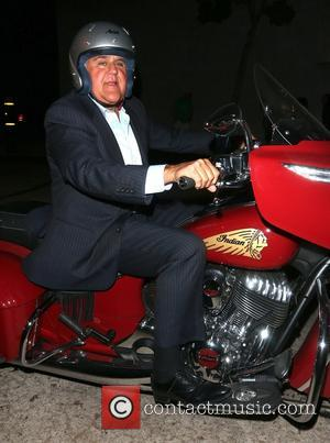 Jay Leno Planning Tv Return With Car Show