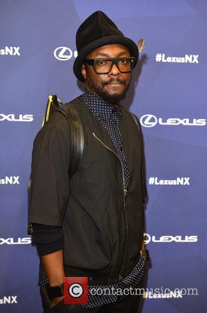 will.i.am - Lexus NX 'Striking Angles' launch party at Pavillon Cambon - Paris, France - Wednesday 24th September 2014