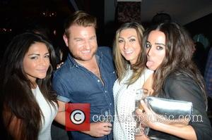 Casey Batchelor, Guest and Luisa Zissman
