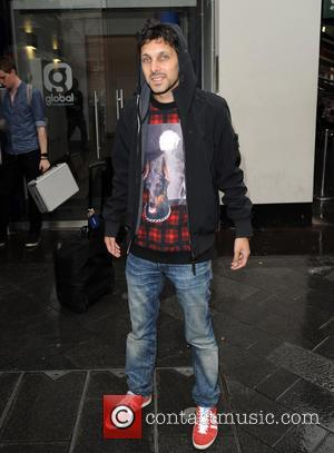 Dynamo - Celebrities at Capital Radio - London, United Kingdom - Wednesday 24th September 2014