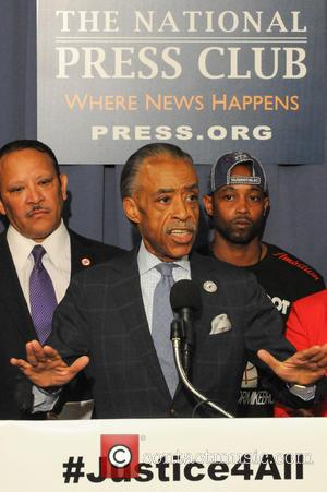 Al Sharpton - Civil rights leaders join the families of Michael Brown and Eric Garner the two young black men...