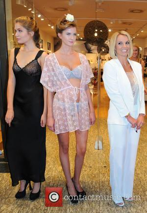 Britney Spears and Models