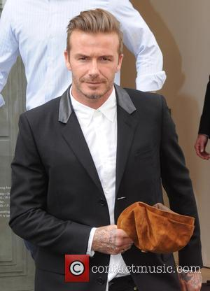 David Beckham, David  Beckham and Victoria Beckham