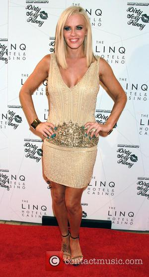 Jenny McCarthy - Photographs from the red carpet at Jenny McArthy's TV movie 'Dirty Sexy Funny' comedy show in Las...