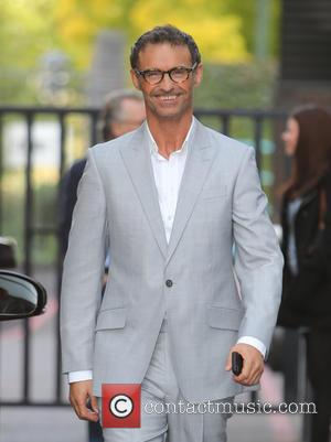 Marti Pellow - Celebrities at the ITV studios - London, United Kingdom - Thursday 25th September 2014
