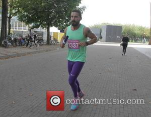 Shia Labeouf Completes Marathon As Part Of Museum Art Piece
