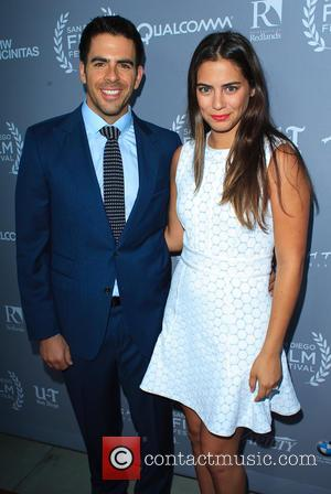 Eli Roth and Lorenza Izzo - San Diego Film Festival - Variety's Night with the Stars held at the Museum...