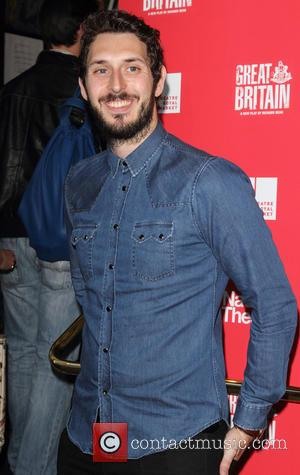 Blake Harrison - The opening of the National Theatre's production of Great Britain at the Theatre Royal Haymarket - Arrivals...