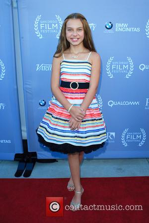 Caitlin Carmichael - San Diego Film Festival - Variety's Night with the Stars at Museum of Contemporary Art - La...