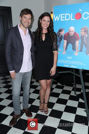 Mark Duplass and Jennifer Lafleur - The premiere party for Vimeo On Demand's New Web-Series - Los Angeles, California, United...