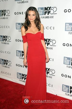 Emily Ratajkowski - 52nd New York Film Festival - 'Gone Girl' - World premiere - New York City, New York,...