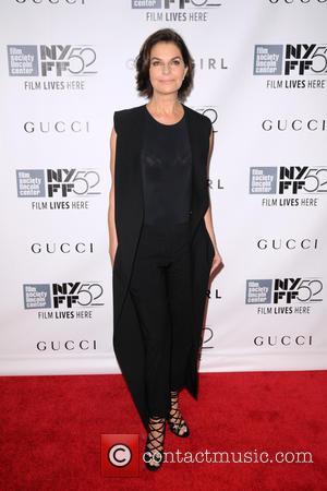 Sela Ward - 52nd New York Film Festival - 'Gone Girl' - World premiere - New York City, New York,...