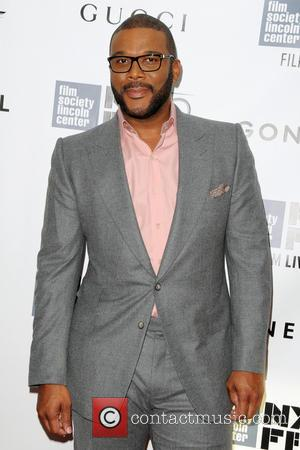 Tyler Perry Is A Dad