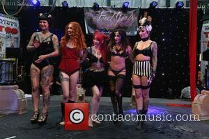 Fuel Girls, Katrina, Yusura, Sasha and Charotte