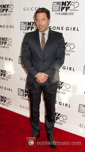Ben Affleck - World Premiere of Gone Girl at Alice Tully Hall  Lincoln Center - New York, New York,...