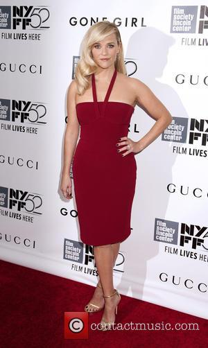 Reese Witherspoon - World Premiere of Gone Girl at Alice Tully Hall  Lincoln Center - New York, New York,...