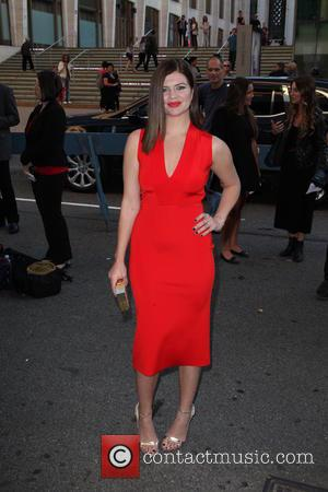 Casey Wilson Injured Herself At Her Wedding