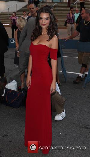 Emily Ratajkowski - 52nd New York Film Festival Opening Night Gala Presentation and World Premiere Of Gone Girl - New...