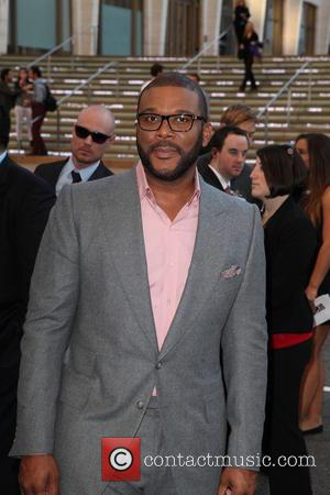 Tyler Perry - 52nd New York Film Festival Opening Night Gala Presentation and World Premiere Of Gone Girl - New...