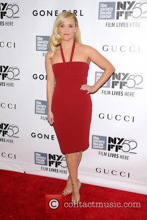 Reese Witherspoon - 52nd New York Film Festival - 'Gone Girl' - World premiere - Manhattan, New York, United States...