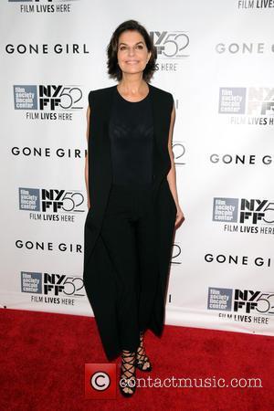 Sela Ward - 52nd New York Film Festival - 'Gone Girl' - World premiere - Manhattan, New York, United States...