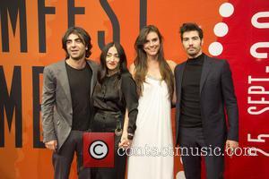 Fatih Akin, Zarah Hindi, Lara Heller and Tahar Rahim
