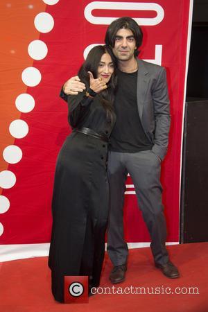 Zarah Hindi and Fatih Akin