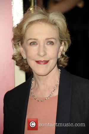 Patricia Hodge - 'Great Britain' press night at Theatre Royal Haymarket - London, United Kingdom - Saturday 27th September 2014