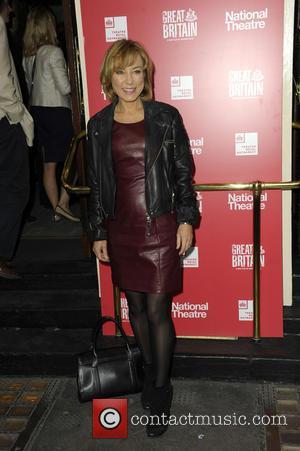 Sian Williams - 'Great Britain' press night at Theatre Royal Haymarket - London, United Kingdom - Saturday 27th September 2014