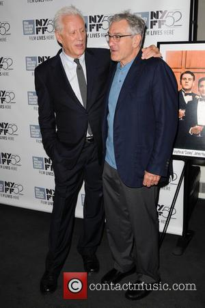 James Woods and Robert De Niro