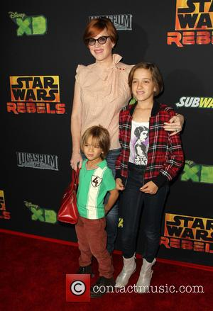Molly Ringwald - Screening of 'Star Wars Rebels: Spark of Rebellion' celebrates the launch of the new animated series on...