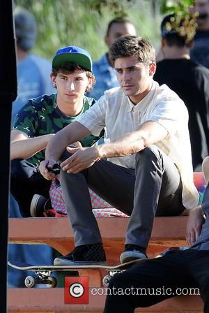 Zac Efron and Alex Shaffer