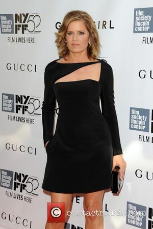 Kim Dickens - 52nd New York Film Festival - 'Gone Girl' - World premiere - Manhattan, New York, United States...