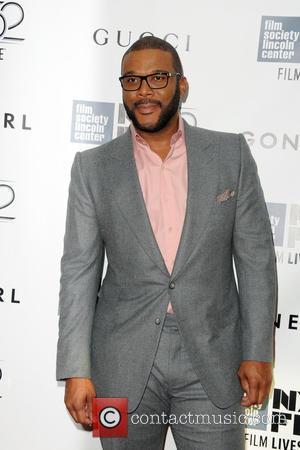 Tyler Perry - 52nd New York Film Festival - 'Gone Girl' - World premiere - Manhattan, New York, United States...