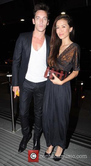 Jonathan Rhys Meyers and Mara Lane