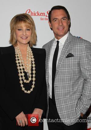 Cristina Ferrare and Mark Steines