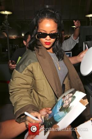 Rihanna and Rhianna