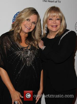 Robin Ganzert and Candy Spelling