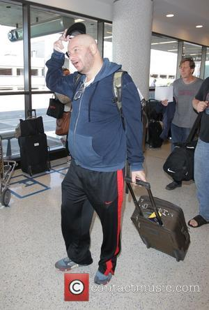 Jeffrey Ross - Celebrities at LAX airport - Hollywood, California, United States - Saturday 27th September 2014