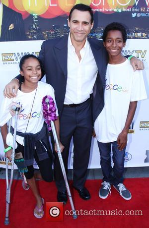 Adrian Paul - A host of celebrities turned out for the Stop Tour Launch Benefiting The Peace Fund presented by...