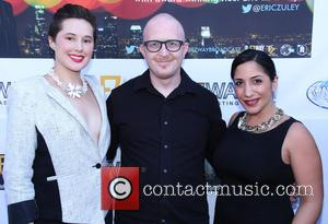 Even Dashchi, Scott Haskin and Alexis Romero - A host of celebrities turned out for the Stop Tour Launch Benefiting...