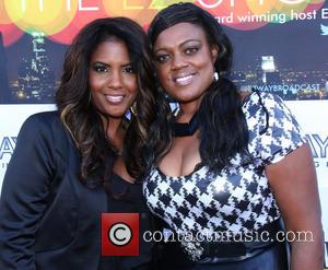 Kim Nicole and Connie McGee - A host of celebrities turned out for the Stop Tour Launch Benefiting The Peace...