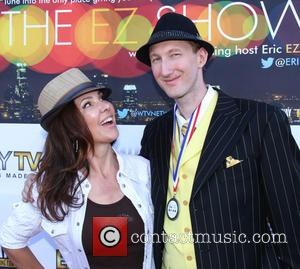 Maria Melton and Eric Zuley - A host of celebrities turned out for the Stop Tour Launch Benefiting The Peace...