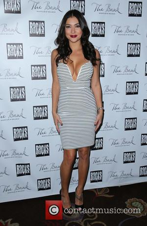 Arianny Celeste - American models and ring girls Arianny Celeste and Brittany Palmer Hosted the After Fight Party at The...