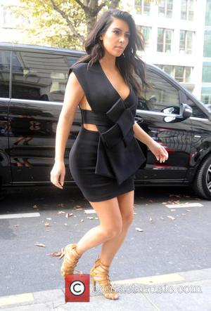 Kim Kardashian - Kim Kardashian out in Paris - Paris, France - Sunday 28th September 2014