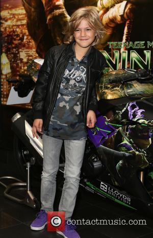 Teenage Mutant Ninja Turtles and Harry Hickles